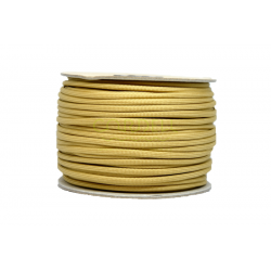Paracord 50m spool - gold
