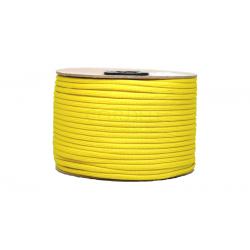 Paracord 50m spool - yellow