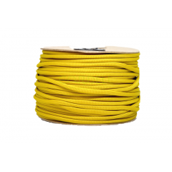 Paracord 50m spool - lemon...