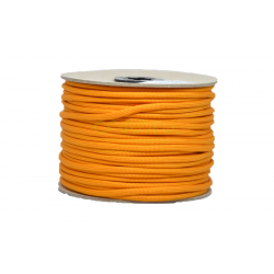 Paracord 50m spool - orange