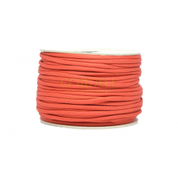 Paracord 50m spool - fire-red