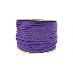 Paracord 50m spool - purple