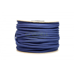 Paracord 50m spool - navy blue