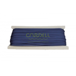 Paracord 25m card - navy blue