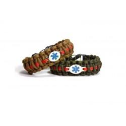 Combat Medic Paracord Bracelet