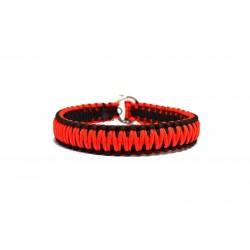 Cordell paracord dog collar...