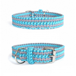 Adjustable paracord dog...