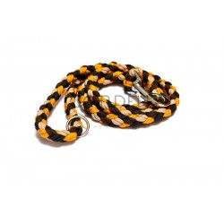 Cordell paracord leash...