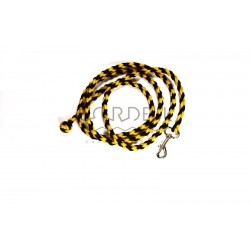 Paracord yellow leash sale S
