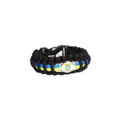 MP Ostrava Paracord Bracelet