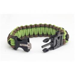 Paracord bracelet Terminus...