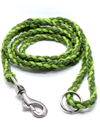 Cordell paracord dog leash ideal for everyday use or sport cynology.